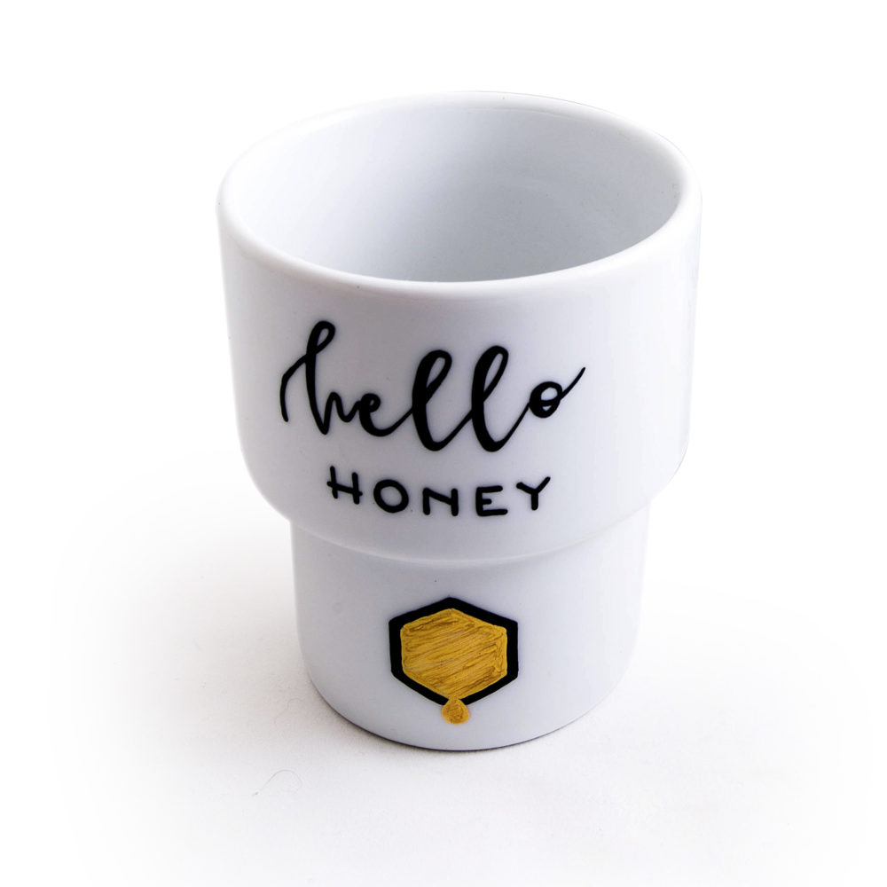 Kubek HELLO HONEY - 300 ml