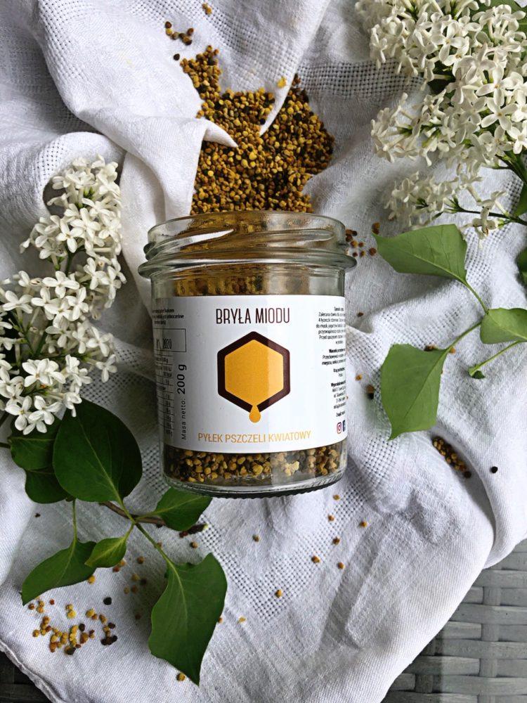 Pyłek Pszczeli- jak skutecznie wprowadzić do swojej diety ?