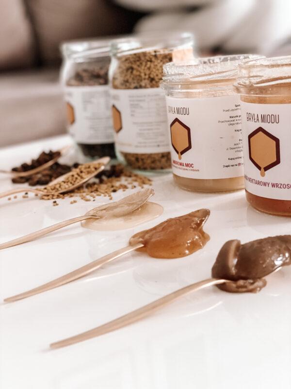 Apiterapia- leczenie produktami pszczelimi