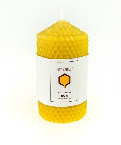 świeca z wezy pszczelej